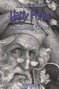 HARRY POTTER E O ENIGMA DO PRÍNCIPE (CAPA DURA) – Edição Comemorativa dos 20 anos da Coleção Harry Potter