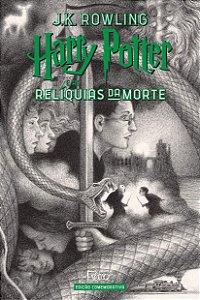 HARRY POTTER E AS RELÍQUIAS DA MORTE (CAPA DURA) – Edição Comemorativa dos 20 anos da Coleção Harry Potter