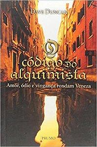 O Código do Alquimista. Amor, Ódio e Vingança Rondam Veneza