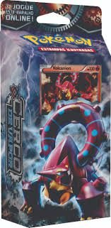 DECK POKEMON XY 11 CERCO VAPOR