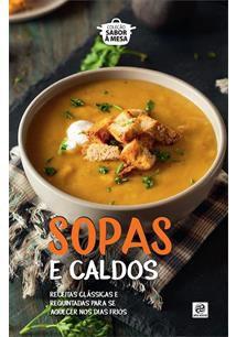 SOPAS E CALDOS - 1ªED.(2019)