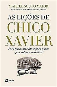 As lições de Chico Xavier - 5º edição Pocket