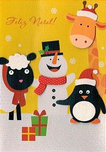Cartão de Natal - Handmade Beauty 61114