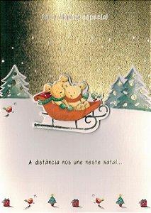Cartão de Natal - Handmade Beauty 61593