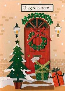 Cartão de Natal - Handmade Beauty 64547