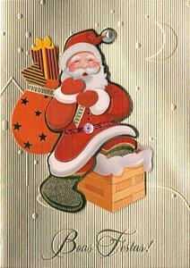 Cartão de Natal - Handmade Beauty 64555