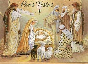 Cartão de Natal - Handmade Beauty 61619
