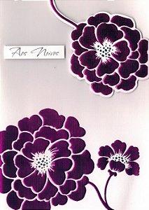Cartão de Casamento- Handmade Beauty 61396