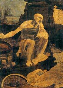 Cartão Saint Jerome