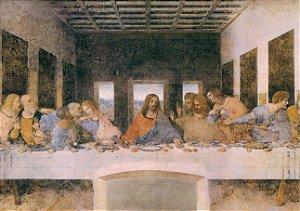 Cartão Last Supper