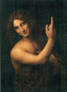 Cartão Saint John the Baptist
