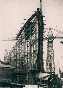 Cartão Clydebank, Scotland, 1934