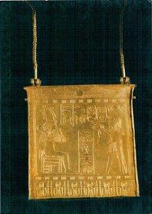 Cartão Pectoral Gold
