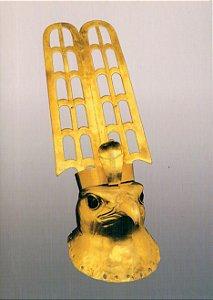 Cartão Head of falcon