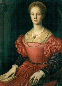 Cartão Bronzino 002