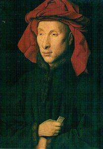 Cartão Jan Van Eyck