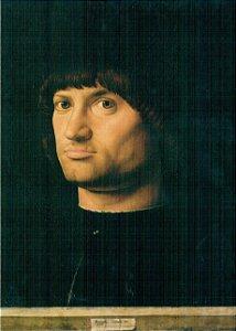 Cartão Antonello da Messina