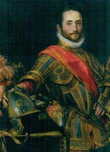 Cartão Federico Barocci