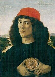 Cartão Sandro Botticelli