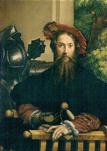 Cartão Parmigianino