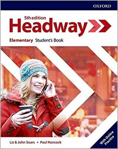 Headway Elementary Student Book - W Online Practice - 05Edition