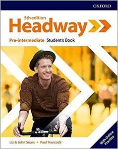 Headway Pre-Interm Student Book W Online Practice - 05Edition