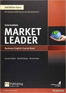 Market Leader 3rd Edition Extra Intermediate Coursebook with DVD-ROM Pack: Intermediate - Business English Course Book