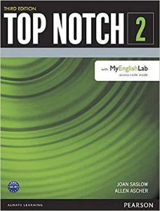 Top Notch 2 Student Book with Myenglishlab Third Edition