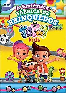 A Fantástica Fábrica de Brinquedos Totoy Kids