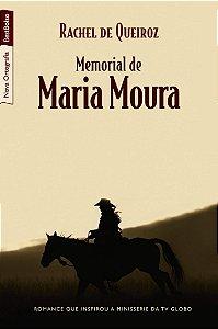 Memorial de Maria Moura (Edição de bolso)
