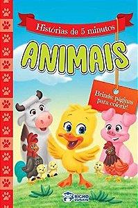 Histórias de 5 Minutos - Animais