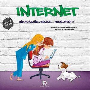 Internet: Informações demais... Fique atento!