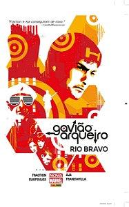 Gavião Arqueiro. Rio Bravo