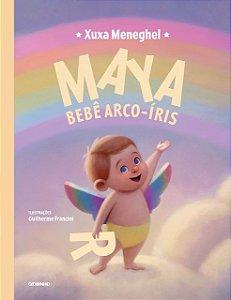 Maya: bebê arco-íris