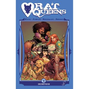 Rat Queens Vol. 3 — Demônios