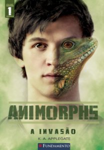 Animorphs – Vol 1 – A Invasao