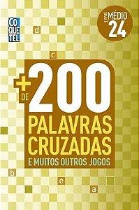 Mais De 200 Palavras Cruzadas Nivel Medio - N24