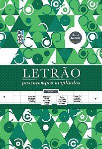 LIVRO ESPIRAL LETRÃO 9