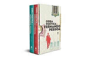 Box Obra poética de Fernando Pessoa
