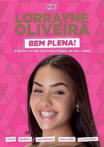 Livrão Lorrayne Oliveira Bem Plena!