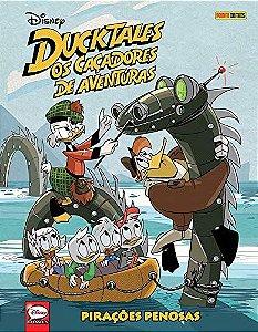 Ducktales: Os Caçadores De Aventuras Vol. 4 - Pirações Penosas