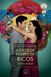 Asiáticos podres de ricos (Capa do filme)