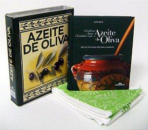 Azeite de oliva: Conhecer, amar, cozinhar