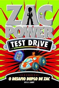 Zac Power Test Drive 13 - O Desafio Duplo De Zac