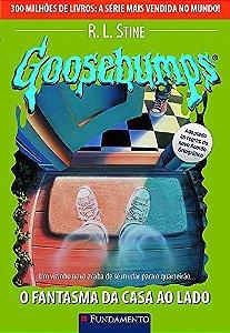 Goosebumps 25 - O Fantasma Da Casa Ao Lado