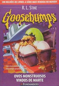 Goosebumps 14 - Ovos Monstruosos