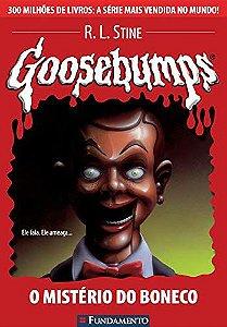 Goosebumps 08 - O Mistério Do Boneco