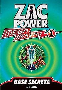Zac Power Mega Missão 01 - Base Secreta (