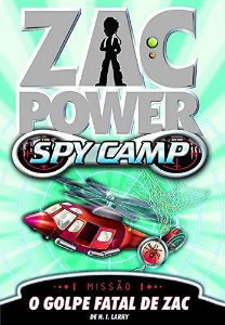 Zac Power Spy Camp - O Golpe Fatal De Zac