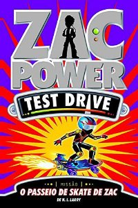 Zac Power Test Drive 12 - O Passeio De Skate De Zac